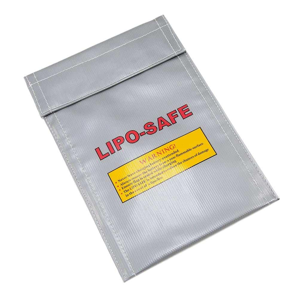 lipo safe bag guard batterie drone avion