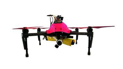 drone helper sauveteur en mer