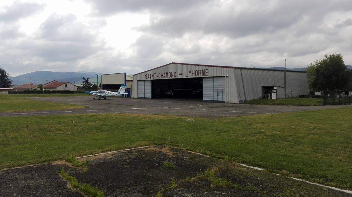 aérodrome saint chamond formation droner