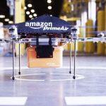 prime air amazon drone de livraison
