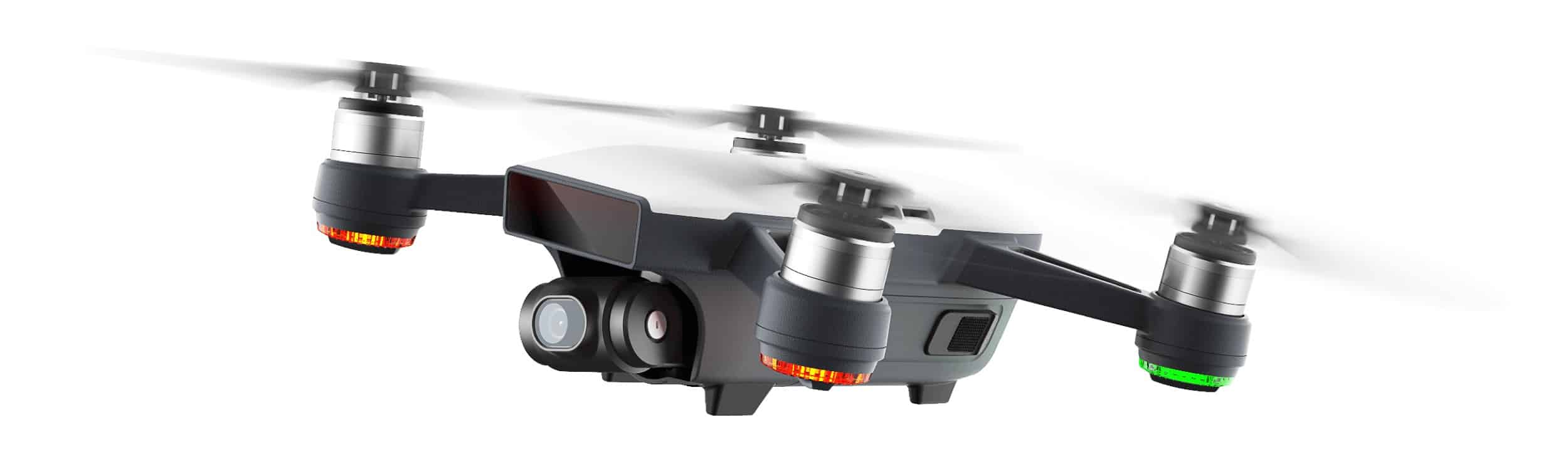 dji spark drone special event